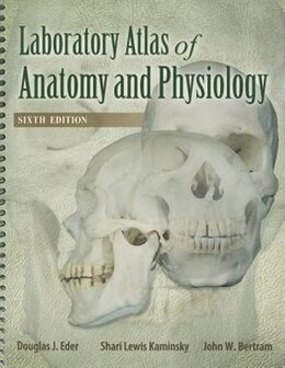 Book Laboratory Atlas of Anatomy & Physiology by Douglas Eder