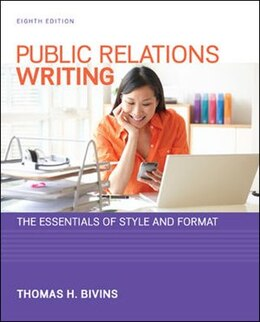 Book Public Relations Writing: The Essentials of Style and Format by Thomas Bivins