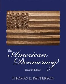 Book The American Democracy by Thomas Patterson