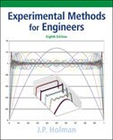 Book Experimental Methods for Engineers by Jack Holman