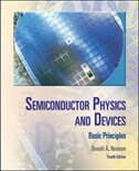 Book Semiconductor Physics And Devices by Donald Neamen