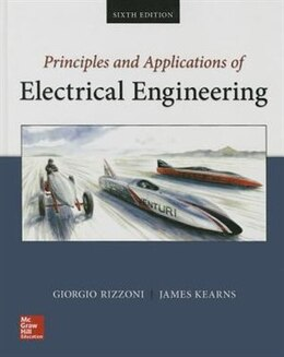 Book Principles and Applications of Electrical Engineering by Giorgio Rizzoni