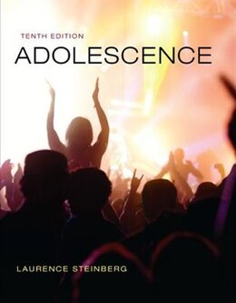 Book Adolescence by Laurence Steinberg