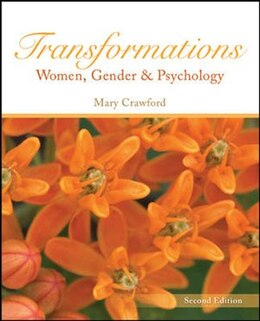 Book Transformations: Women, Gender and Psychology by Mary Crawford
