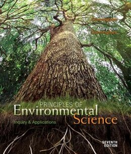Book Principles of Environmental Science: Inquiry and Applications by William Cunningham