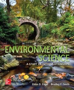 Book Environmental Science by Eldon Enger