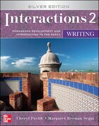 Interactions 2 Writing Student Book: Silver Edition