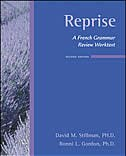 Book Reprise:  A French Grammar Review Worktext: A French Grammar Review Worktext by David Stillman