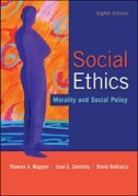 Book Social Ethics: Morality and Social Policy by Thomas Mappes