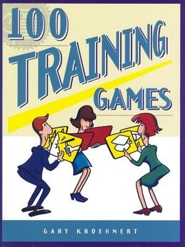 Book 100 Training Games by Gary Kroehnert