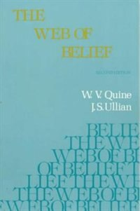 Book The Web of Belief by W. V. Quine
