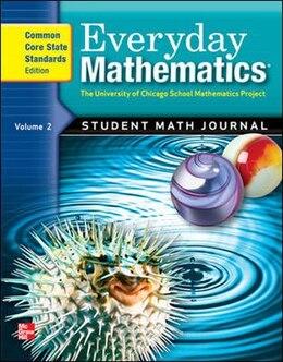 Book Everyday Mathematics, Grade 5, Student Math Journal 2 by Max Bell