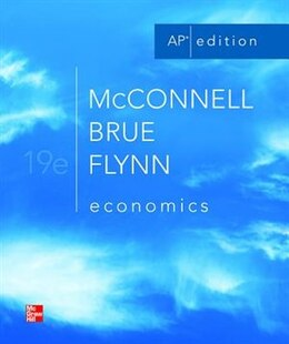 Book McConnell, Economics, AP Edition by Campbell McConnell