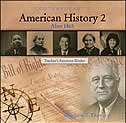 Book American History 2 (After 1865), Teacher CD-ROM Only by Matthew Downey