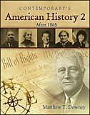 Book American History 2 (After 1865) - Student CD-ROM Only by Matthew Downey