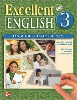 Book Excellent English 3 Student Book w/ Audio Highlights: Language Skills for Success by Jan Forstrom