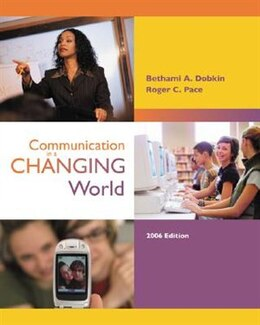 Book Communication in a Changing World with CD-ROM 2.0 by Bethami Dobkin