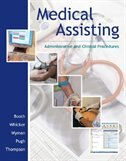 Book Medical Assisting: Administrative and Clinical Procedures (without A&P chapters) & Student CD… by Kathryn Booth