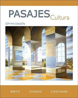 Book Pasajes:  Cultura: Cultura by Mary Lee Bretz