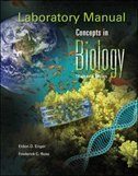 Book Laboratory Manual Concepts in Biology by Eldon Enger
