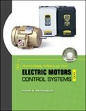 Book Activities Manual for Electric Motors and Control Systems w/ Constructor CD by Frank Petruzella