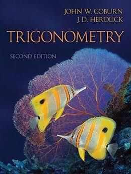 Book Trigonometry by John Coburn