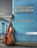 Book Student Solutions Manual for Introductory Algebra by Ignacio Bello