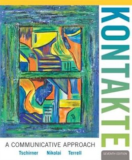 Book Audio CD Program for Kontakte by Erwin Tschirner