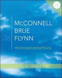Book Microeconomics Brief Edition by Campbell McConnell