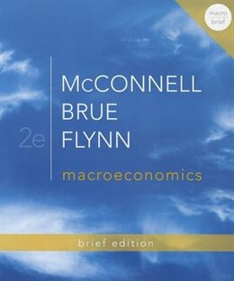 Book Macroeconomics Brief Edition by Campbell McConnell