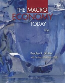 Book The Macro Economy Today by Bradley Schiller