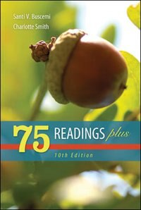 Book 75 Readings Plus by Santi Buscemi