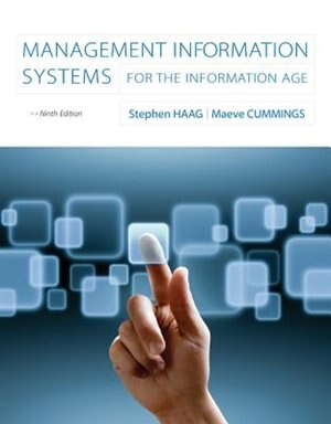 Loose Leaf for Management Information Systems for the Information Age by Stephen Haag