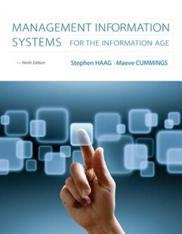 Book Loose Leaf for Management Information Systems for the Information Age by Stephen Haag