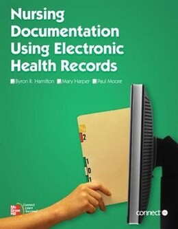 Book Nursing Documentation Using EHR with SpringCharts Access Card by Byron Hamilton
