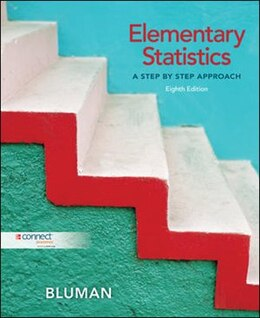Book Elementary Statistics: A Step By Step Approach with Data CD and Formula Card by Allan Bluman
