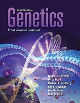 Book Genetics: From Genes to Genomes with Connect Access Card: From Genes to Genomes with Connect Plus… by Leland Hartwell