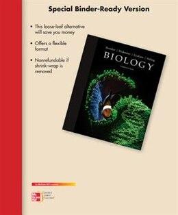 Book Loose Leaf Version for Biology by Robert Brooker