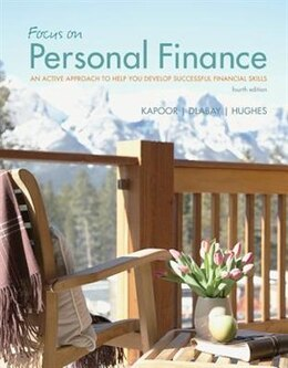 Book Loose Leaf for Focus on Personal Finance by Jack Kapoor