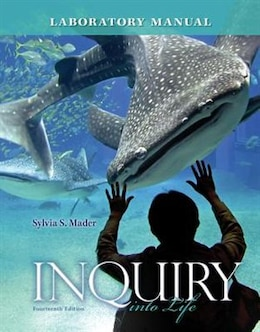 Book Lab Manual for Inquiry into Life by Sylvia Mader