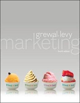 Book LOOSE-LEAF MARKETING by Dhruv Grewal
