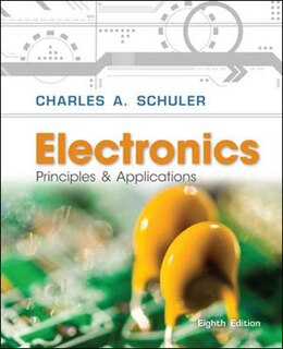 Book Electronics Principles and Applications with Student Data CD-Rom by Charles Schuler