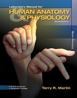Book Laboratory Manual for Human A&P: Main Version w/PhILS 4.0 Access Card by Terry Martin