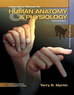 Book Laboratory Manual for Human A&P: Fetal Pig Version w/PhILS 4.0 Access Card by Terry Martin