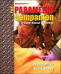 Book The Paramedic Companion Updated Edition w/Student DVD by Arthur Hsieh