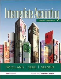 Book Intermediate Accounting Volume 2 (Ch 13-21) with Annual Report by J. David Spiceland