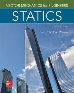 Book Vector Mechanics for Engineers: Statics by Ferdinand Beer