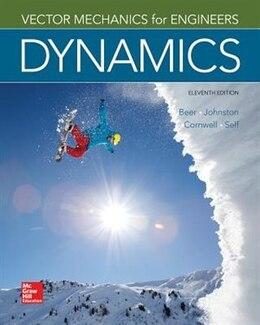 Book Vector Mechanics for Engineers: Dynamics by Ferdinand Beer