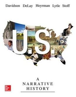 Book US: A Narrative History by James West Davidson