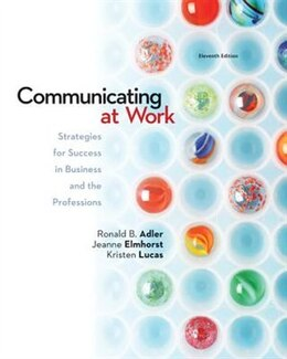 Book Communicating at Work with Connect Access Card by Ronald Adler